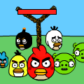 angry birds the comic