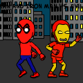 Spider-Man and Iron Man vs. Evil Villains
