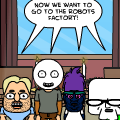 Robot part 4