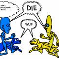 weird war