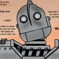 Le Giant of Iron