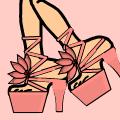 _-.High Heel Straps.-_