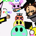 the AWESOME world of pichu