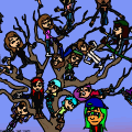 Friend Tree Remix