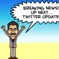 'Breaking News from Twitter'
