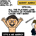Nudist Mario