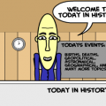 Welcome to Today in History