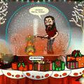 Uzi's Snow Globe