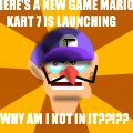 Courage Waluigi