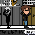 A New Life in Bitstrips