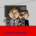 Mangled Shrapnel