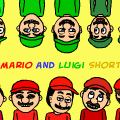 Mario & Luigi Shorts