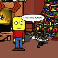 evil minion christmas