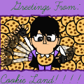 I'm in COOKIE LAND!!!!