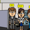 Bitstrips Primary School
