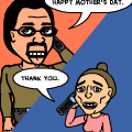 'Happy Mother's Day!'