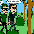 TotD: Hiking