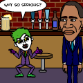 Joker and Obama