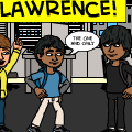 Lawrence!