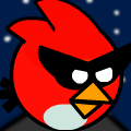Angry Birds Space Art