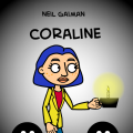 Coraline & Alice Artwork