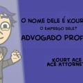 Kourt Ace - Ace Attorney