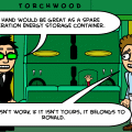 'The Torchwood Files Remixed'