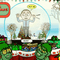 Buddy's Snow Globe Nightmare