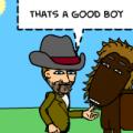 'Horse whispererer'