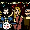 LEO'S BIRTHDAY..