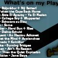 What's on my Playlist? (Remix)
