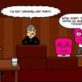 Elmo Takes it to Court