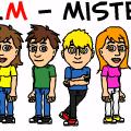 S.I.M - Misterys
