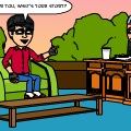 Talk Show with Friends