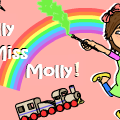By Golly Miss Molly
