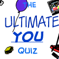 The ultimate YOU quiz