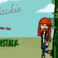 Jackie and the Beanstalk