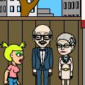 Walter & Cecelia