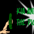 Kia And Jimmy The Pickle