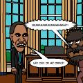 Obama VS Bigfoot