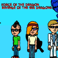 Force of the dragon:Revenge of the sea dragons