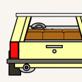 variation rear view