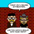 5-second mythbusters