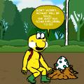 Yellow VS a Koopa