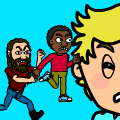 Bitstrips: Punch Time Explosion