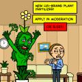 Uzi death plant!
