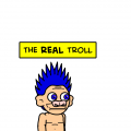'The Real Troll...'