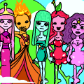 Ladies of Adventure Time