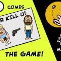 'I R KILL U'