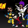 My Bitstrips X-MEN Team